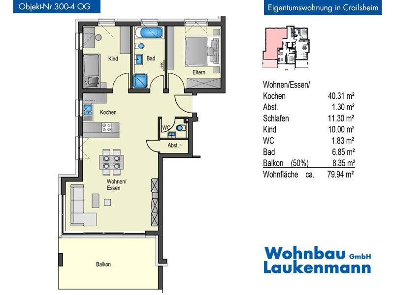 wohnbau laukenmann gmbh immobilien in obersontheim schw bisch hall gaildorf frankenhardt. Black Bedroom Furniture Sets. Home Design Ideas